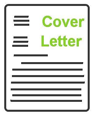 Cover letter waiter examples